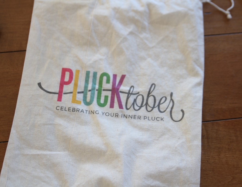 YAY! Plucktober is herer